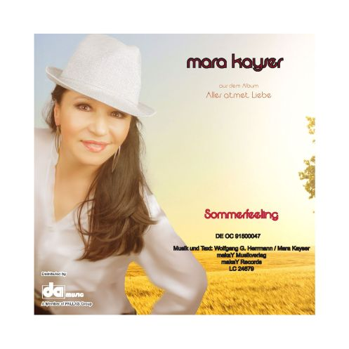6 Sommerfeeling Cover Front