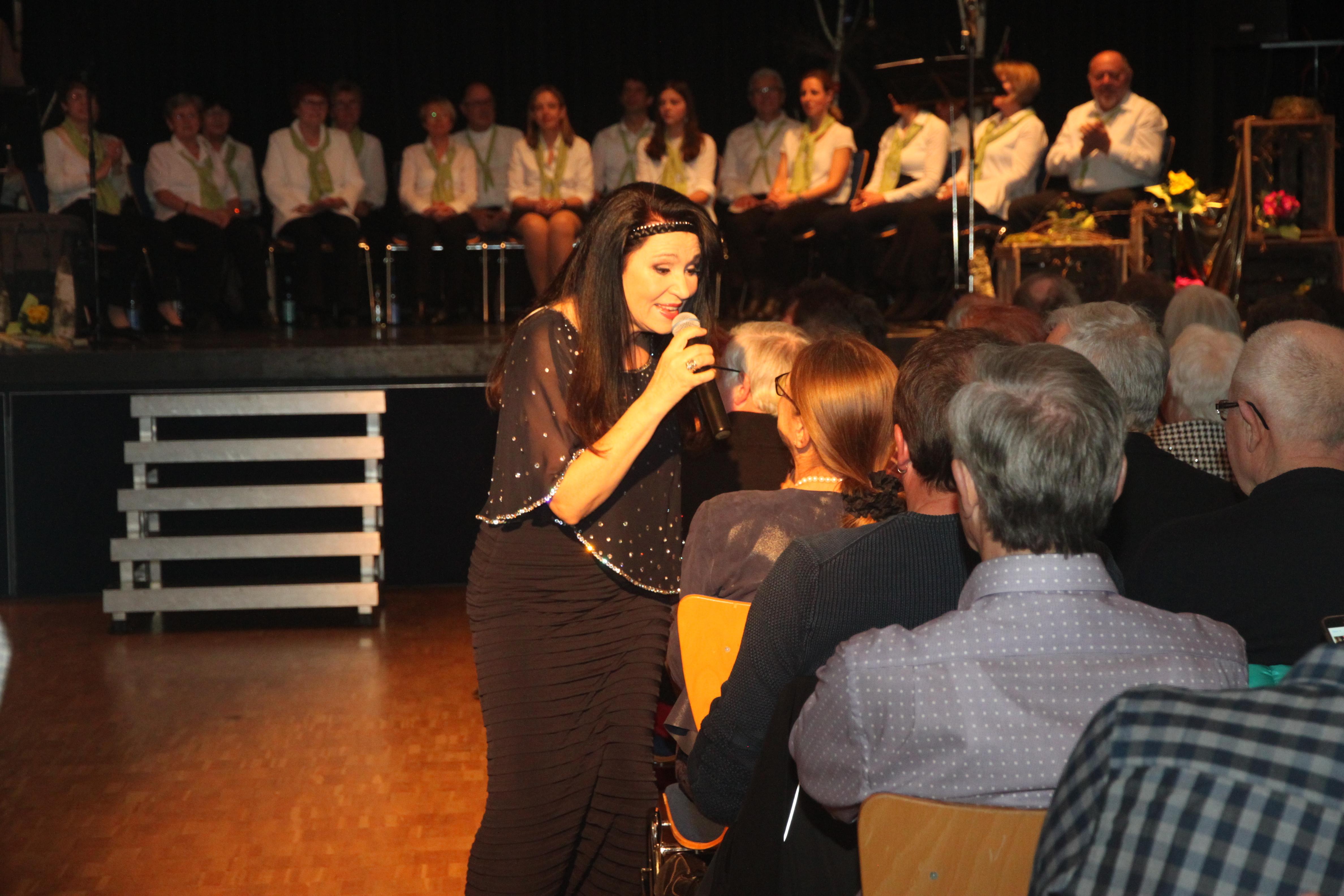 Mara Kayser in Leingarten